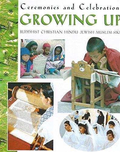 9780750228022: Growing Up (Ceremonies & Celebrations)