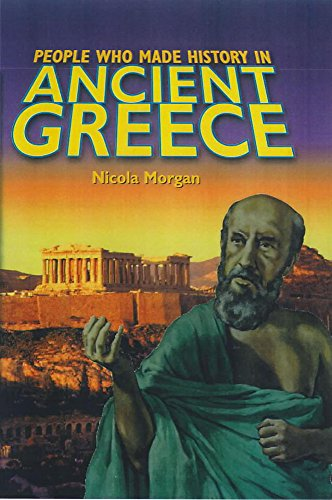 9780750232494: Ancient Greece (People Who Made History in...)