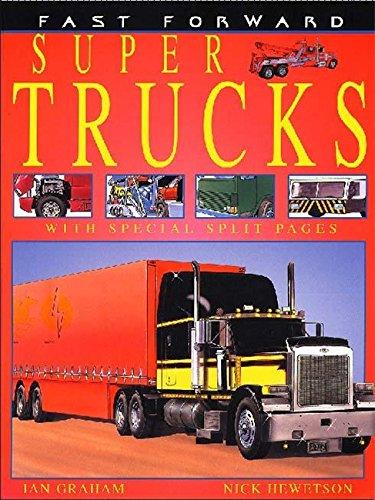 9780750232999: Super Trucks (Fast Forward)