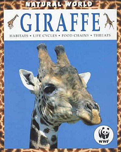 9780750234191: Giraffe (Natural World)