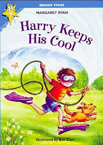 9780750234641: Harry Keeps His Cool (Bright Stars)