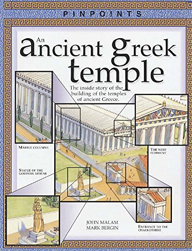 9780750235525: An Ancient Greek Temple (Pinpoints)