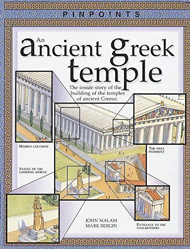 9780750235532: An Ancient Greek Temple (Pinpoints)