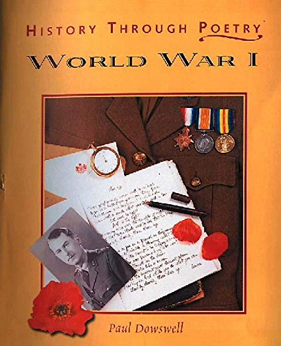 9780750235921: History Through Poetry: World War I