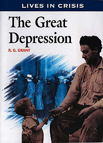 9780750236386: Great Depression (Lives in Crisis S.)