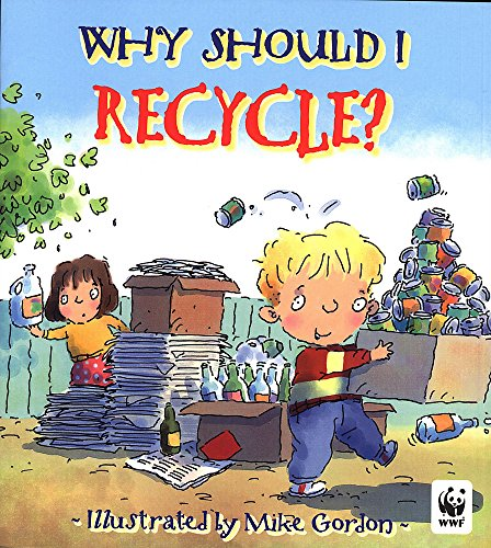 9780750236805: Why Should I: Recycle?