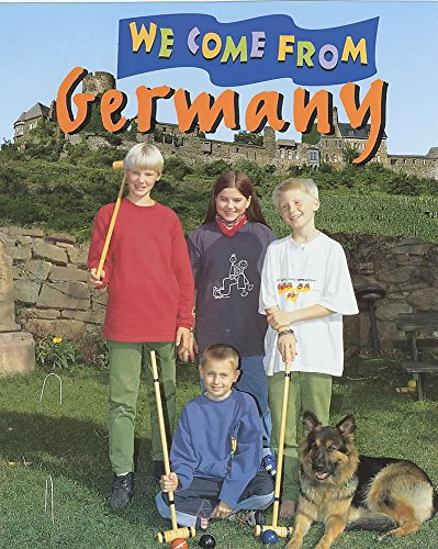 9780750238182: Germany (We Come from)