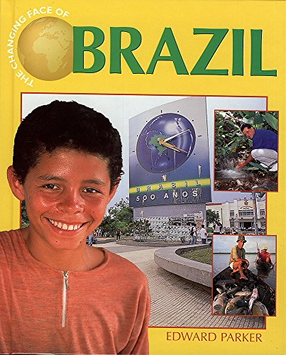 Countries in Our World: Brazil (0750238542) by Edward Parker