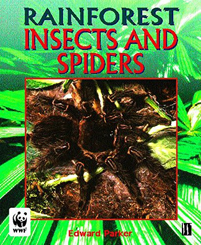 9780750238717: Insects and Spiders (Rainforests)