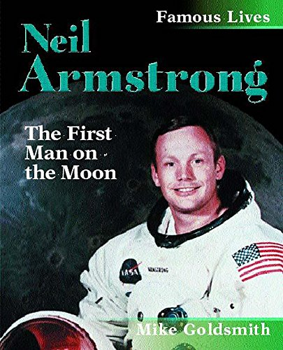 9780750238854: Neil Armstrong (Famous Lives)