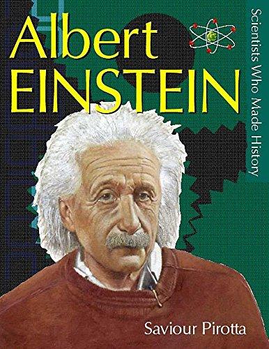 9780750238878: Albert Einstein (Scientists Who Made History)