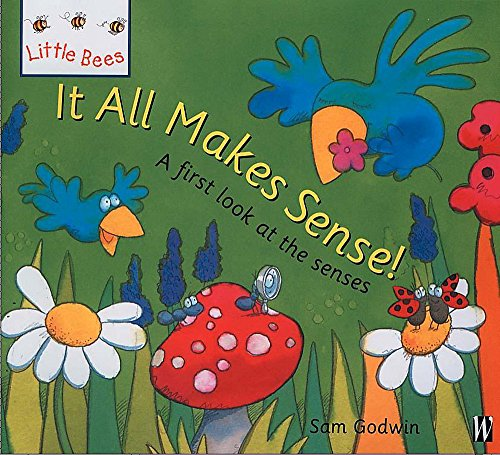 9780750239301: It All Makes Sense: A First Look at the Senses (Little Bees)