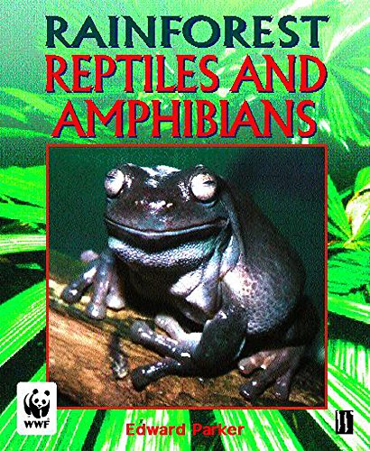 9780750240291: Reptiles and Amphibians (Rainforests)