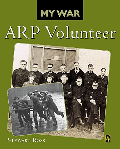 9780750242158: My War: ARP Volunteer
