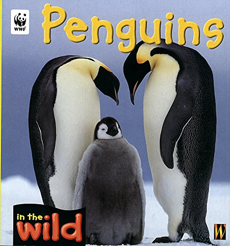 9780750242240: Penguins (In the Wild)