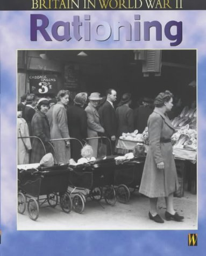 Rationing (Britain in World War II): Alison Cooper