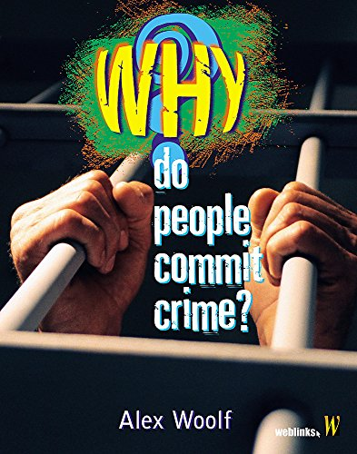 9780750243285: Why Do People Commit Crime?