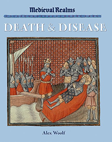 9780750243438: Medieval Realms: Death and Disease