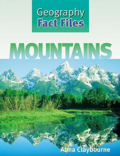 9780750243933: Mountains (Geography Fact Files)