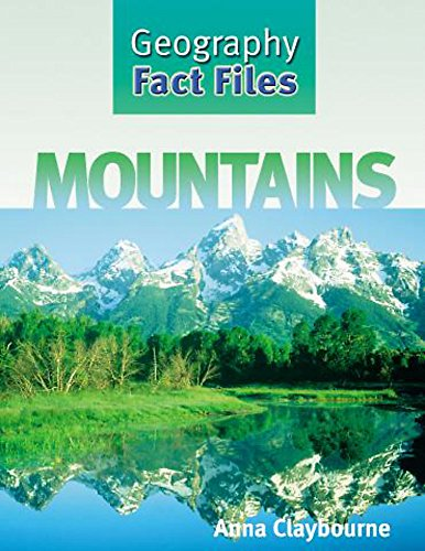 9780750243940: Mountains (Geography Fact Files)