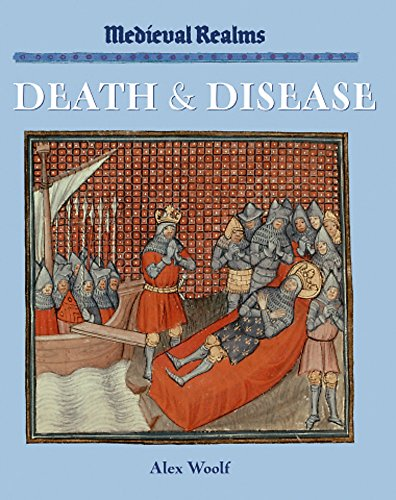 9780750244329: Death and Disease (Medieval Realms)