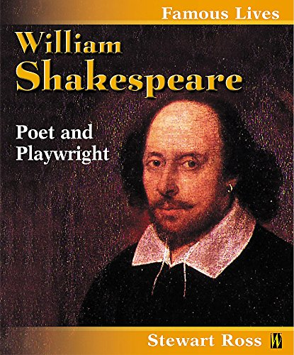 9780750244930: William Shakespeare (Famous Lives)