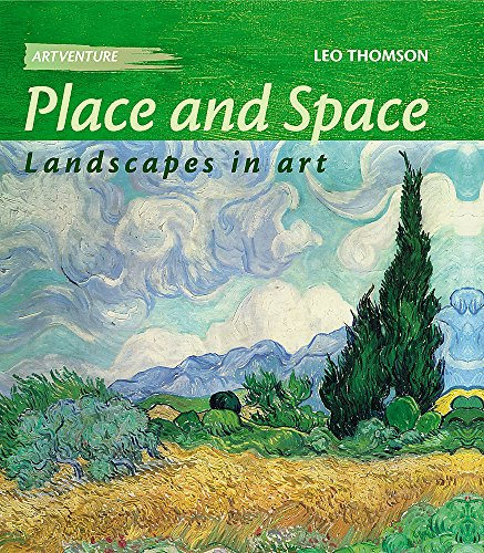 9780750245661: Artventure: Place and Space: Landscapes In Art