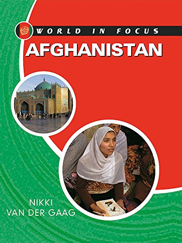 9780750247481: Afghanistan (World in Focus)