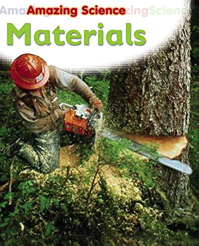 9780750248808: Materials (Amazing Science)