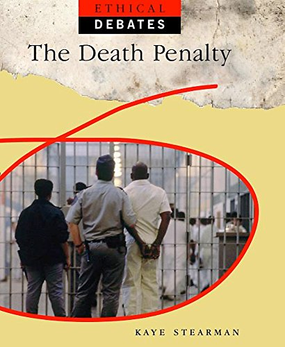 moral value the death penalty Capital punishment should be distinguished from extrajudicial executions carried out without due process of law the term death penalty moral arguments.