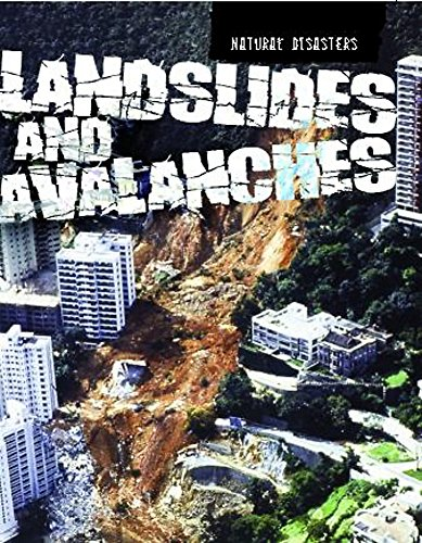 9780750250474: Landslides and Avalanches (Natural Disasters)