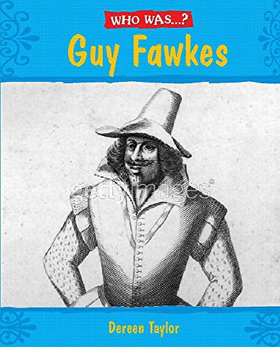 9780750251945: Who Was: Guy Fawkes?