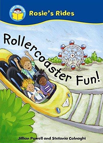 9780750252232: Rollercoaster Fun! (Start Reading: Rosie's Rides)