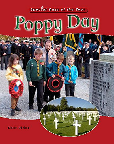 9780750252324: Poppy Day (Special Days of the Year)