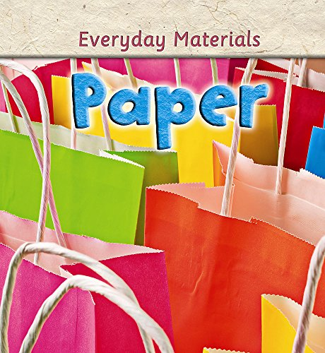 9780750253192: Paper (Everyday Materials)