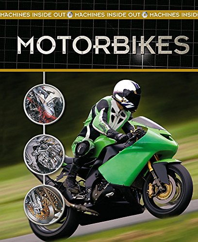 9780750253239: Motorbikes (Machines Inside Out)