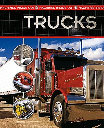 9780750253246: Trucks (Amazing Machines)