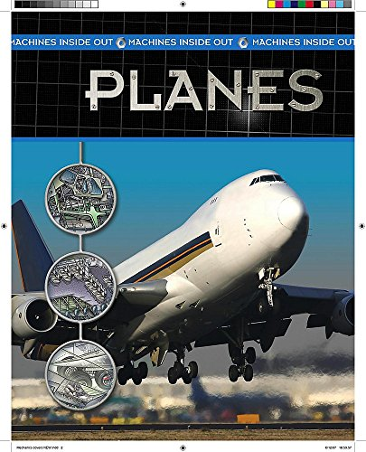 9780750253253: Planes (Machines Inside Out)