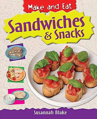 9780750253543: Sandwiches and Snacks