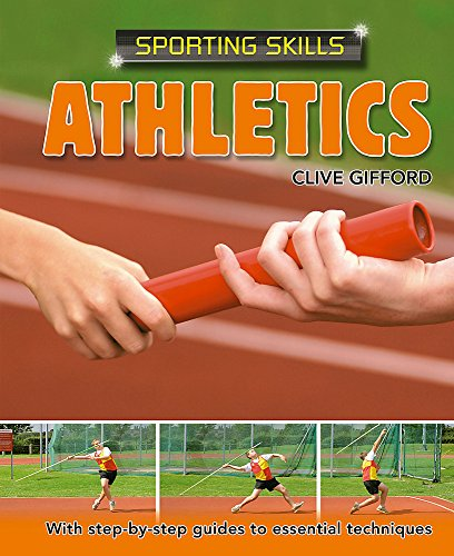 9780750253796: Athletics (Sporting Skills)