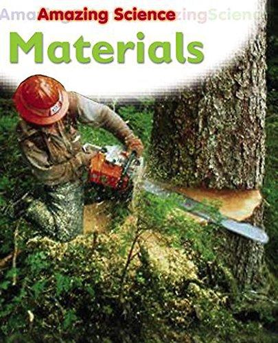 9780750254991: Materials (Amazing Science)
