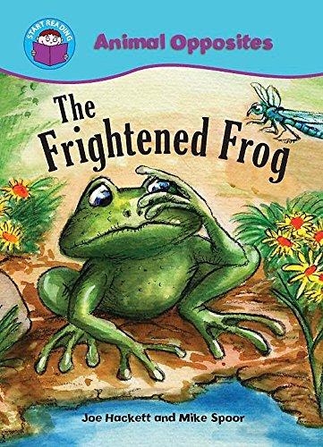 9780750260039: The Frightened Frog