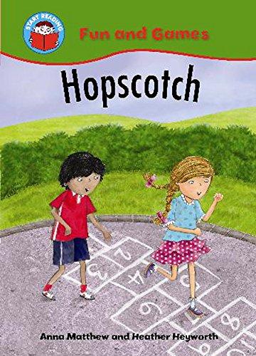 Hopscotch (Start Reading Fun & Games)