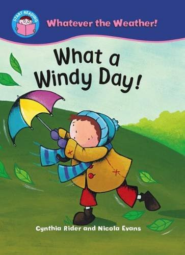 9780750260558: What a Windy Day! (Start Reading Our Weather)
