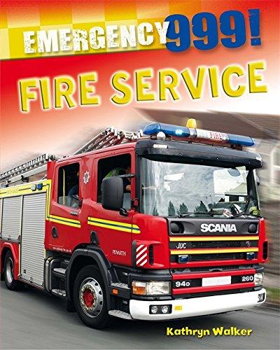 9780750262552: Fire Service (Emergency 999!)