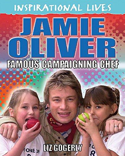 9780750262682: Inspirational Lives: Jamie Oliver