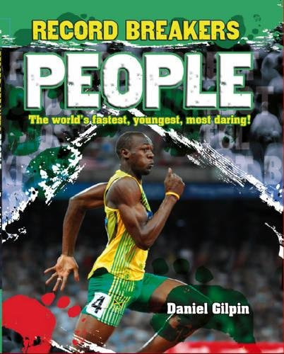 9780750262767: People (Record Busters)