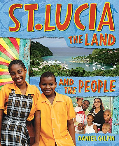 9780750263191: The Land and the People (St Lucia)