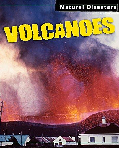 Natural Disasters: Volcanoes (9780750263542) by Ganeri, Anita