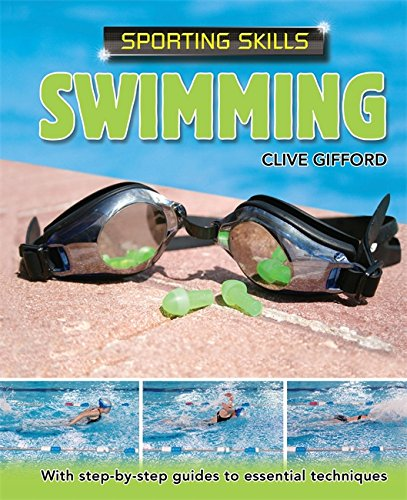 Sporting Skills: Swimming 9780750263702 Learn all about swimming - the disciplines, the techniques and the ideal training and drills. This book uses specially comissioned photography to illustrate all you need to know in order to perform well at your favourite sport.